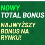 Nowy bonus bukmacherski w Totalbet do 51%
